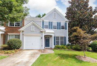 Roswell  Condo/Townhouse For Sale: 5907 Falling Water Terrace