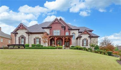 Braselton Single Family Home For Sale: 2109 October Glory Drive