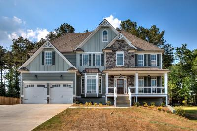 Euharlee Single Family Home For Sale: 23 Riverview Trail