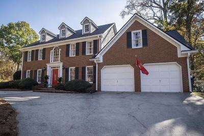Single Family Home For Sale: 3422 Weymouth Court