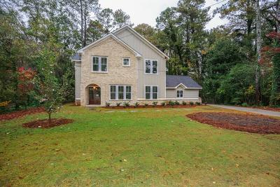 Decatur Single Family Home For Sale: 2996 Ramble Lane