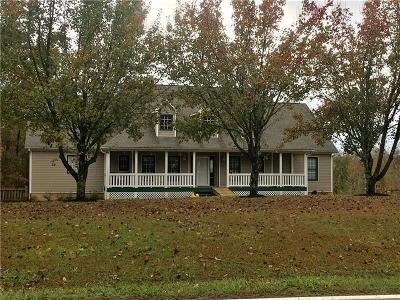 Pickens County Single Family Home For Sale: 2669 Hill City Road