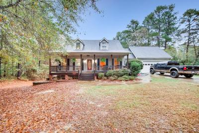 Grayson Single Family Home For Sale: 2520 Camp Mitchell Road