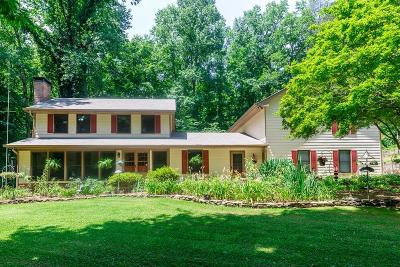 Dawsonville Single Family Home For Sale: 3264 Highway 9 S