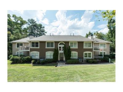 Atlanta Condo/Townhouse For Sale: 1538 Chantilly Drive NE #202