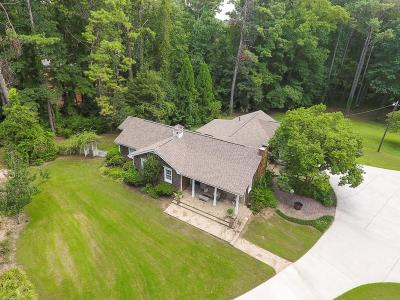 Acworth Single Family Home For Sale: 6123 Collins Road