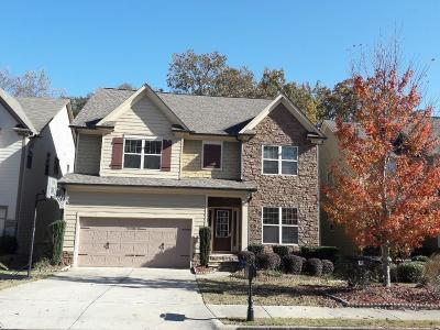 Buford Single Family Home For Sale: 2242 Misty Brook Court