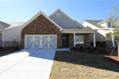 Walton County, Gwinnett County, Barrow County, Forsyth County, Hall County Single Family Home For Sale: 1738 Auburn Ridge Way NW