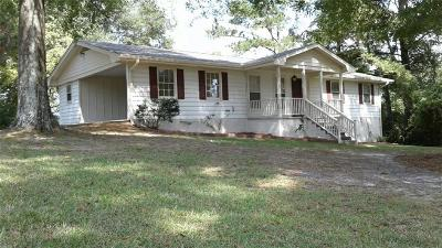 Grayson Single Family Home For Sale: 409 Village Road