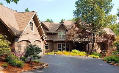 Jasper Single Family Home For Sale: 1149 Cox Mountain Drive