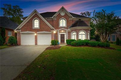 Single Family Home For Sale: 2745 Vinings Oak Drive SE