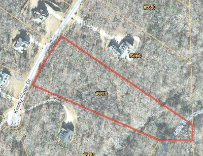 Douglas County Residential Lots & Land For Sale: 5670 Knotty Ridge Drive
