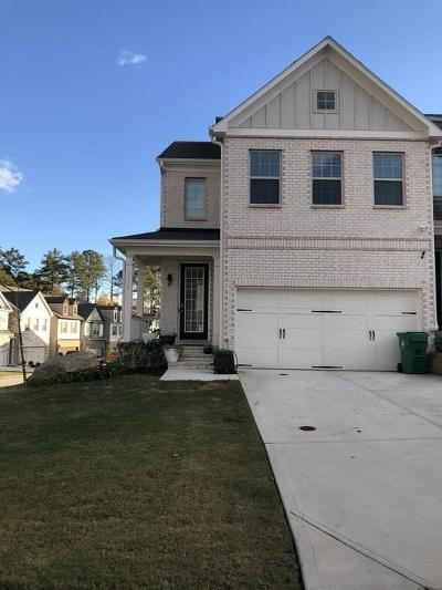 Lithonia Condo/Townhouse For Sale: 7575 Roseberry Way