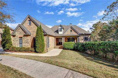 Buford Single Family Home For Sale: 1124 Blue Water Court