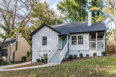 Single Family Home For Sale: 1769 S Olympian Way SW