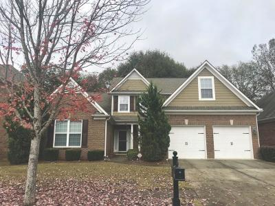 Buford Single Family Home For Sale: 3749 Rosecliff Trace