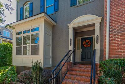 Alpharetta Condo/Townhouse For Sale: 2752 Wander Lane