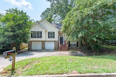 Stone Mountain Single Family Home For Sale: 5455 Sigman Street