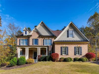 Alpharetta GA Single Family Home For Sale: $730,000