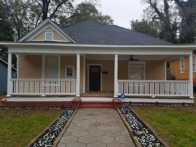 Atlanta Single Family Home For Sale: 887 Beecher Street SW