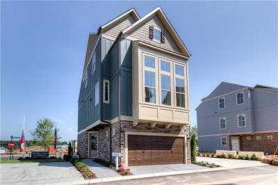 Smyrna Single Family Home For Sale: 1021 Kirkland Circle