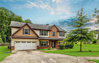 Lithia Springs Single Family Home For Sale: 2181 Ann Lane