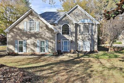 Marietta Single Family Home For Sale: 1000 Waverly Court SW
