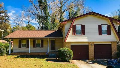 Decatur Single Family Home For Sale: 4033 Emerald North Circle