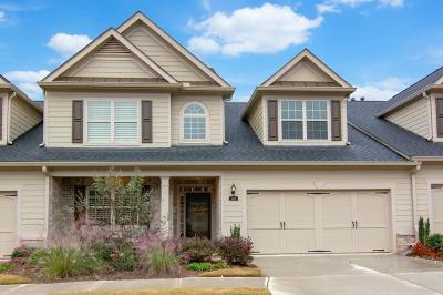 Alpharetta  Condo/Townhouse For Sale: 4645 Gosling Drive
