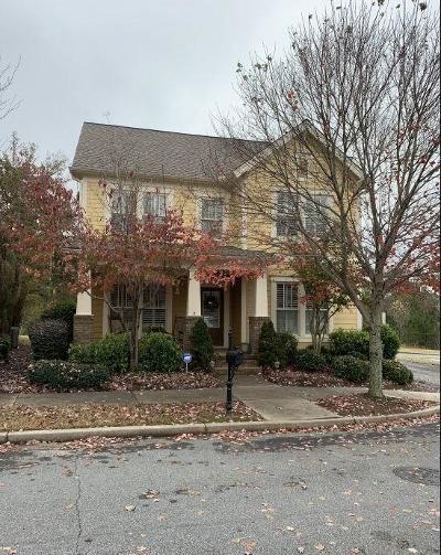 Suwanee Single Family Home For Sale: 3761 Portland Trail Drive