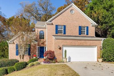 Single Family Home For Sale: 355 Ivy Manor Drive