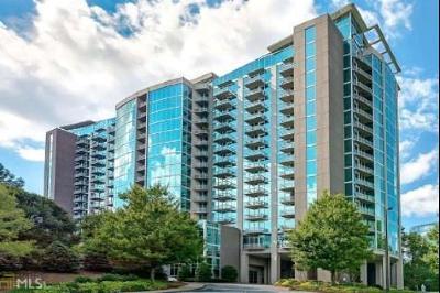 Atlanta Condo/Townhouse For Sale: 3300 Windy Ridge Pkwy, 1131