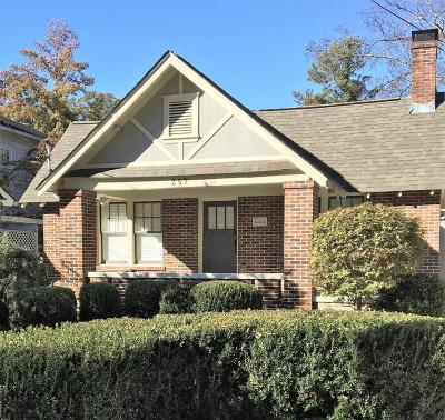 Decatur Single Family Home For Sale: 257 2nd Avenue