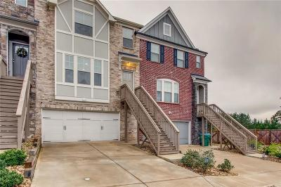 Lilburn Condo/Townhouse For Sale: 1963 Paxton Ridge Lane