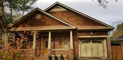 Atlanta Single Family Home For Sale: 1484 McPherson Avenue SE