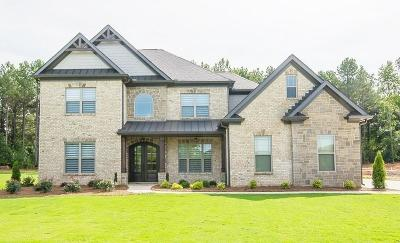 Lawrenceville Single Family Home For Sale: 520 Old Peachtree Road NE