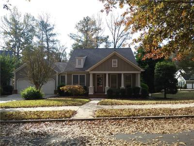 Single Family Home For Sale: 4853 Fowler Creek View