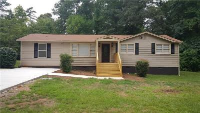 Riverdale Single Family Home For Sale: 6905 Camp Valley Road