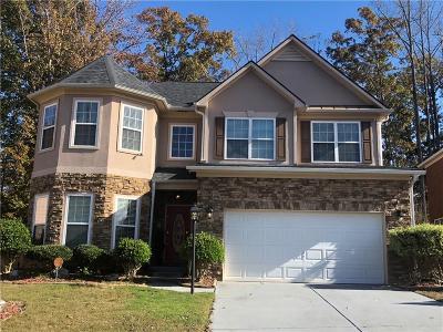 Single Family Home For Sale: 7139 Thoreau Circle