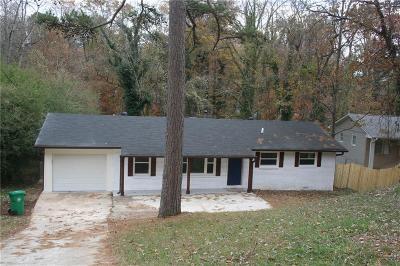 Single Family Home For Sale: 1643 Pine Glen Circle