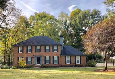 Marietta Single Family Home For Sale: 2093 Melissa Court
