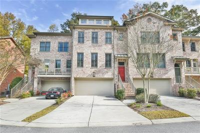 Doraville Condo/Townhouse For Sale: 3332 Chestnut Woods Circle