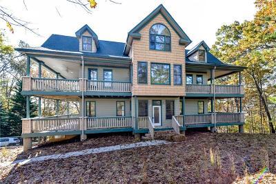 Forsyth County Single Family Home For Sale: 8855 Matt Highway