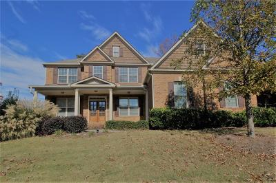 Alpharetta GA Single Family Home For Sale: $599,900