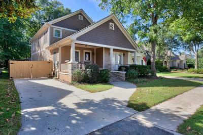 College Park Single Family Home For Sale: 1642 Mercer Avenue
