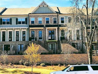 Brookhaven Condo/Townhouse For Sale: 3581 Parkside Way #30