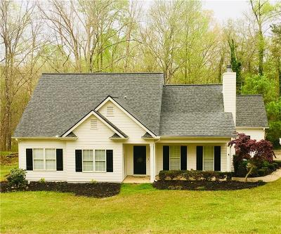 Dawsonville Single Family Home For Sale: 380 Chappell Road