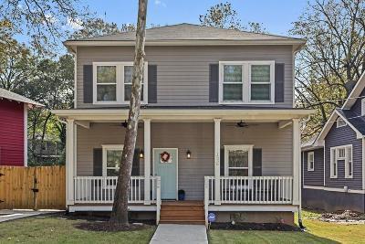 Atlanta GA Single Family Home For Sale: $479,900