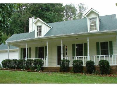 Lilburn Single Family Home For Sale: 5084 Arbor Lane SW
