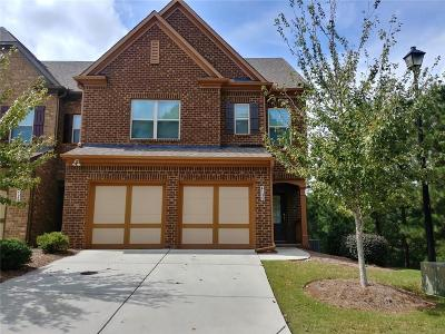 Forsyth County Condo/Townhouse For Sale: 4135 Madison Bridge Drive